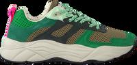 Groene SCOTCH & SODA Lage sneakers CELEST  - medium