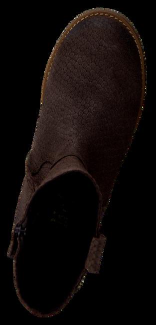 CLIC! Bottes hautes CX7402 en marron - large