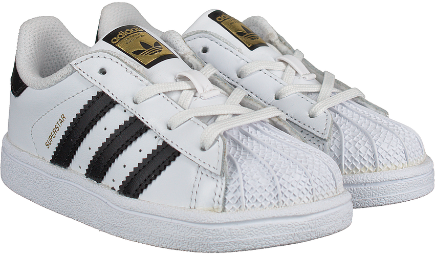 Witte ADIDAS Sneakers SUPERSTAR I  - larger
