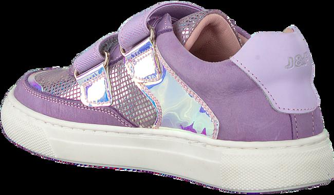 Paarse JOCHIE & FREAKS Lage sneakers 20312  - large