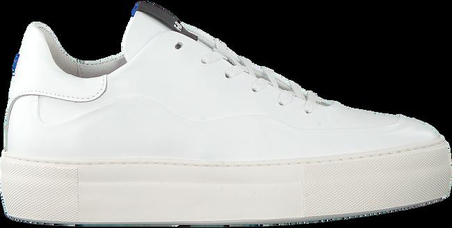 FLORIS VAN BOMMEL Baskets basses 85298 en blanc  - large