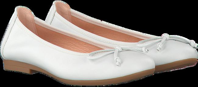 UNISA Ballerines CASIA en blanc - large