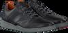 VAN LIER Baskets 7412 en noir - small