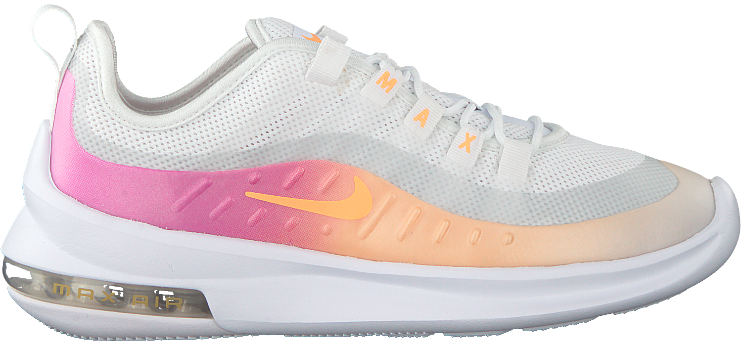 Witte NIKE Sneakers AIR MAX AXIS PREMIUM WMNS Omoda.be