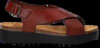 Cognac RED-RAG Sandalen 78068  - medium