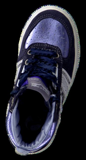 Blue QUICK shoe ATLANTA JR GIRLS  - large