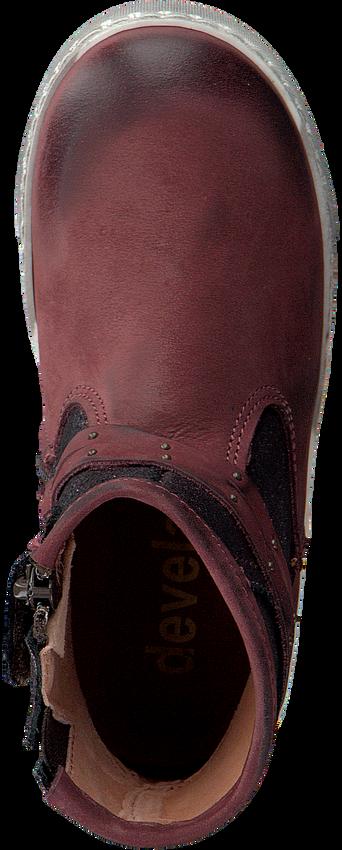 Rode DEVELAB Lange laarzen 42324  - larger