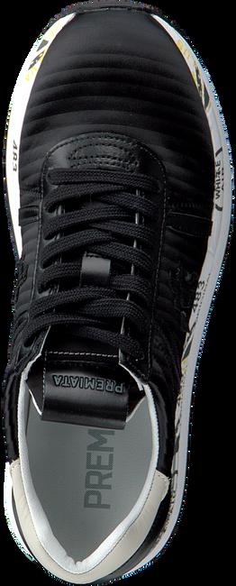 PREMIATA Baskets basses CONNY en noir  - large