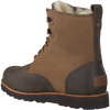 UGG Bottillons HANNEN TL en marron - small
