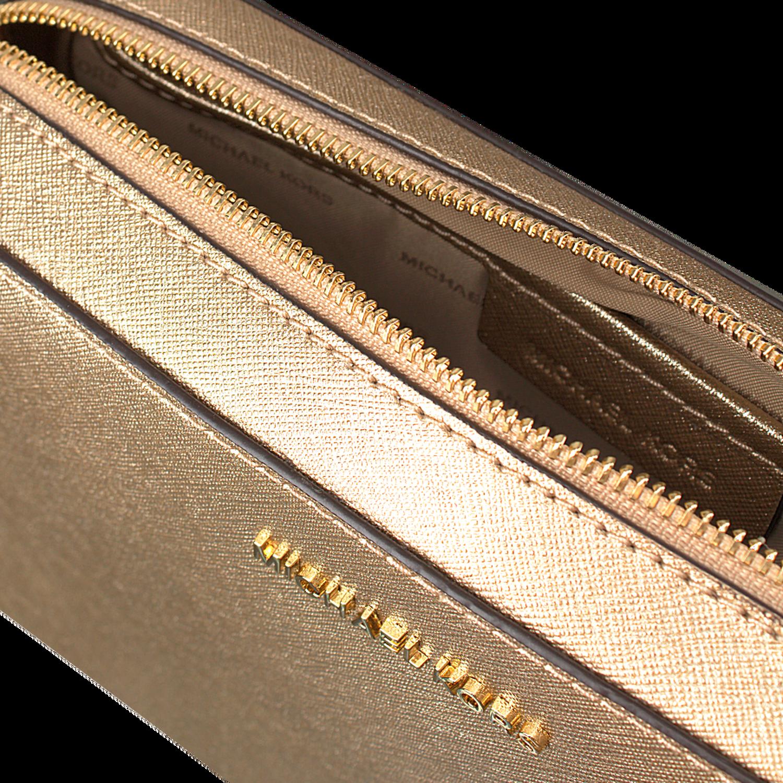 e1781f819a7 Gouden MICHAEL KORS Schoudertas LG EW CROSSBODY - Omoda.be