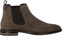Taupe TOMMY HILFIGER Chelsea boots SIGNATURE HILFIGER CHELSEA  - medium