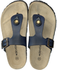 DEVELAB Sandales 48005 en bleu - small