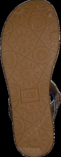 Gouden UGG Sandalen ALEIGH  - large