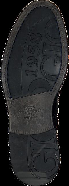 GIORGIO Bottines à lacets HE35683 en noir  - large