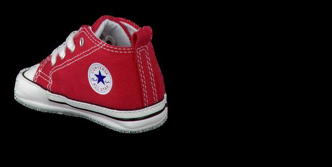 Rode CONVERSE Babyschoenen FIRST STAR  - large