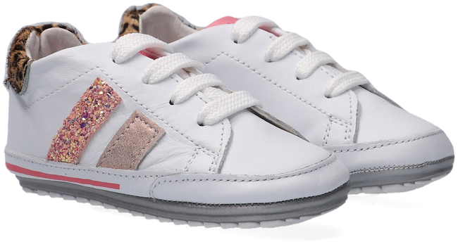 Witte SHOESME Babyschoenen BP21S024 - large