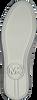 MICHAEL KORS Baskets COLBY SNEAKER en blanc - small