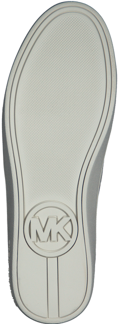 MICHAEL KORS Baskets COLBY SNEAKER en blanc - large