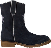 Blauwe HIP Enkelboots H1149  - medium
