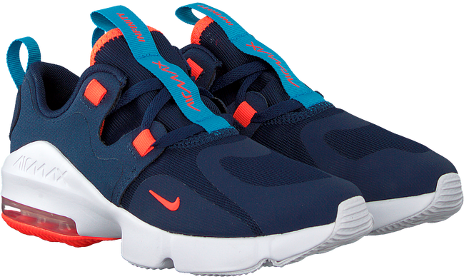 Blauwe NIKE Lage sneakers AIR MAX INFINITY (PS)  - large