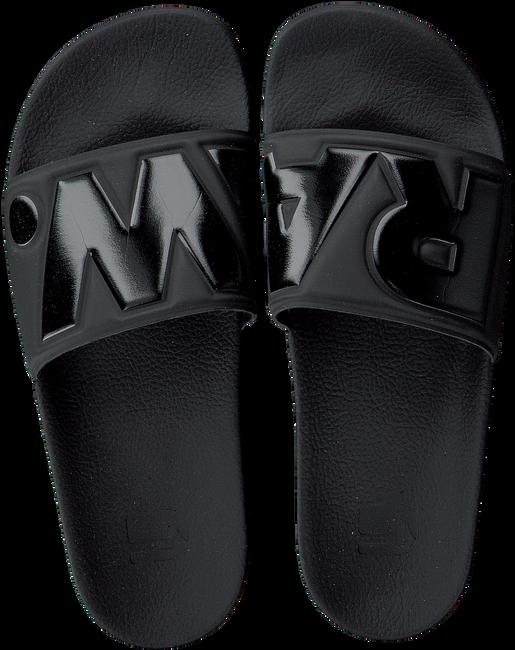 G-STAR RAW Tongs CART SLIDE II DAMES en noir - large