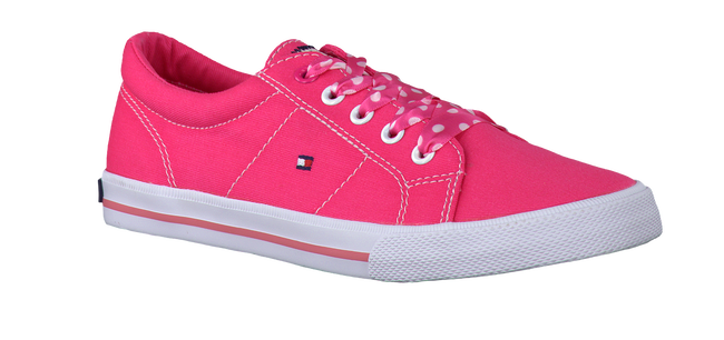 TOMMY HILFIGER Baskets VIGO 2 en rose - large