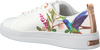 TED BAKER Baskets AHFIRA HIGHGROVE en blanc - small
