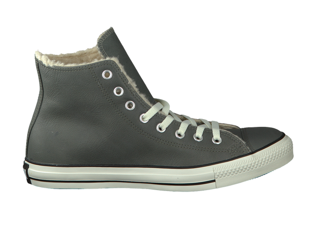 grey CONVERSE shoe AS HI HEREN  - large