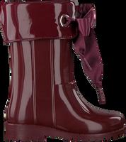 Rode IGOR Regenlaarzen CAMPIRA CHAROL  - medium