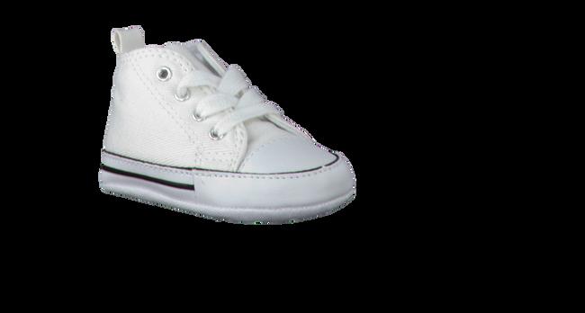 CONVERSE Chaussures bébé FIRST STAR en blanc - large