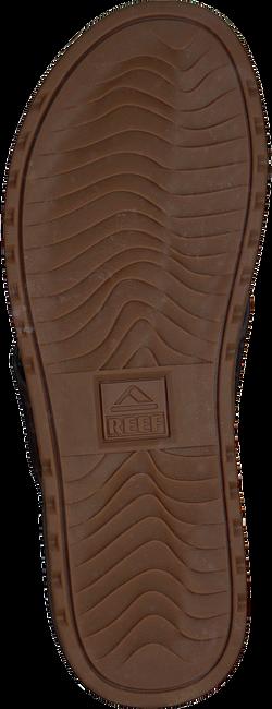 brown REEF shoe CONTOURED VOYAGE LE  - large