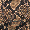 UNISA Sac bandoulière ZGRANA en marron  - small