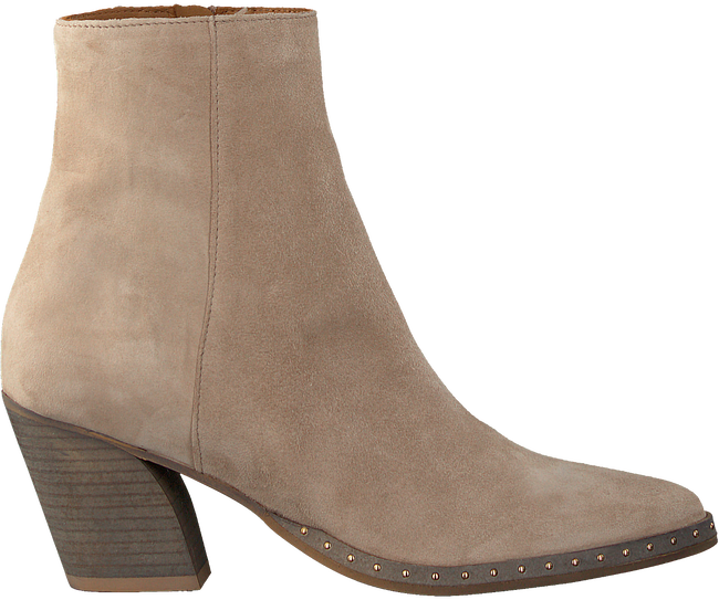 OMODA Bottines ELLA OBLIQUE 10-N en taupe  - large