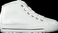 Witte PAUL GREEN Hoge sneaker 4735 - medium