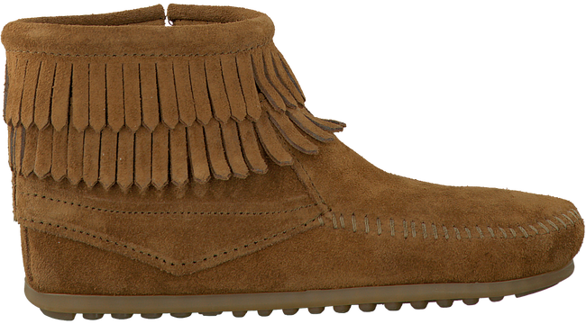 MINNETONKA Bottillons 2292 KIDS en cognac - large