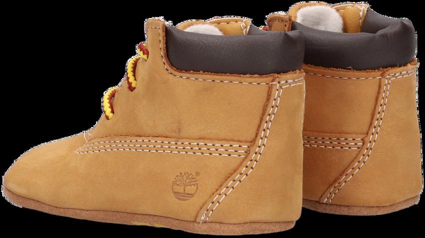 Camel TIMBERLAND Babyschoenen CRIB BOOTIE W/HAT  - larger