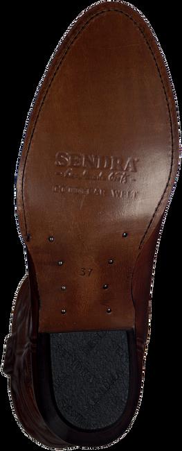 SENDRA Santiags 11627 en cognac - large