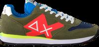 Groene SUN68 Lage sneakers TOM LOGO MEN - medium