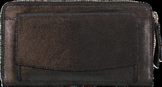 BY LOULOU Porte-monnaie SLB27S en noir - large