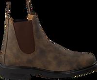 Bruine BLUNDSTONE Chelsea boots DRESS BOOT DAMES  - medium