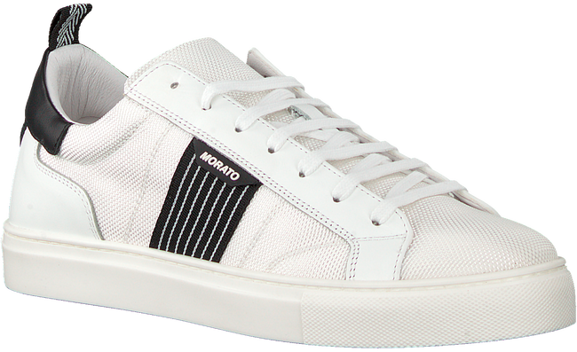 Witte ANTONY MORATO Lage sneakers MMFW01253  - large