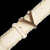 VALENTINO HANDBAGS Ceinture 50233 FOREVER BELT VCS3N458 en beige  - small