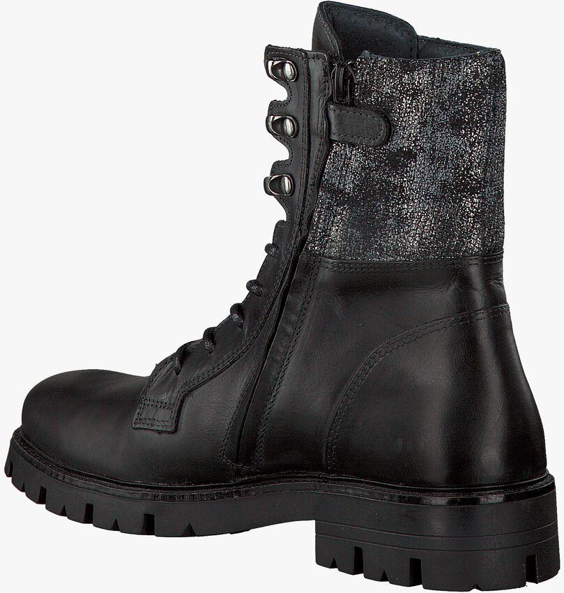 GIGA Bottines à lacets 8654 en noir - larger