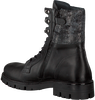 GIGA Bottines à lacets 8654 en noir - small