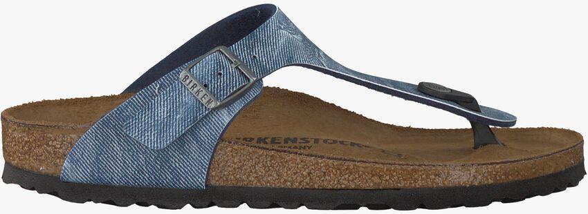 Blauwe BIRKENSTOCK Slippers GIZEH KIDS  - larger