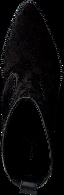 SCOTCH & SODA Bottines ABBEY en noir  - large
