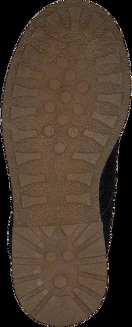 UNISA Bottines à lacets NOPU-HE en noir - large