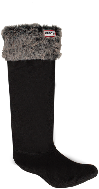 HUNTER Chaussettes SPECIAL GRIZZLY en gris - large