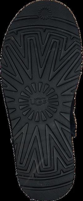 Zwarte UGG Vachtlaarzen CLASSIC MINI UGG SPARKLE - large