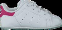 ADIDAS Chaussures bébé STAN SMITH CRIB en blanc - medium